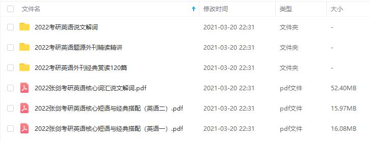 图片[9]-2022考研资料分享(持续更新)-兀云资源网